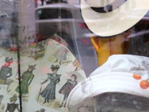 Im Hotsalon Rieger sind handgefertigte und vor allem individuelle Hüte erhältlich.