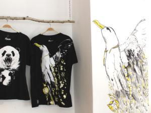 Im Kreativ Kaufhaus findet man Produkte von unterschiedlichen Designern, die sonst nur im Internet zu bekommen sind.