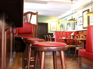 """Wer in Schwerin ein authentisches Mecklenburger Restaurant sucht, ist im Haus """"Zur guten Quelle"""" in der Schusterstraße 12 genau richtig."""