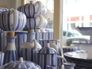Qualität und Herkunft der Waren stehen im Mittelpunkt von FORMOST mit dem Laden in der Puschkinstraße 28.