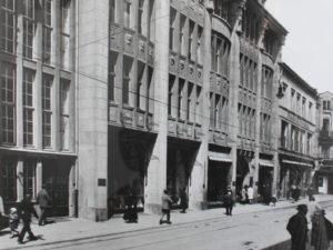 Schwerins Kaufhaus mit der längesten Tradition ist Kressmann in der Mecklenburgstraße