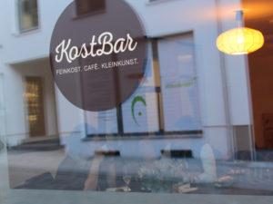 Mit Bioqualität und eine tolle Auswahl an veganen Speisen ist die KostBar eine tolle Ergänzung zum Angebot in der historischen Altstadt Schwerins.