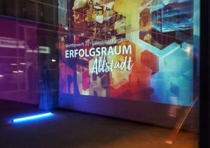 """Illumination zum Wettbewerb """"Erfolgsraum Altstadt"""""""