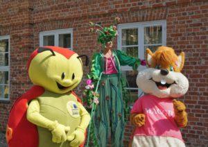 Das FrühjahrsErwachen läutet den Kultur- und Gartensommer ein.