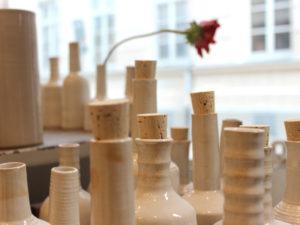 Tolle handgemachte Keramik, direkt von der Drehscheibe ins Regal. Das beschreibt kurz und zutreffend den Laden Loza fina in der Puschkinstraße 51/53 der historischen Altstadt Schwerins.